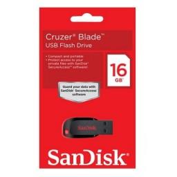 16 GB USB 2.0 CRUZER BLADE SANDISK SDCZ50-016G-B35
