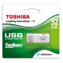 32 GB BELLEK USB 2.0 HAYABUSA BEYAZ (TOSHIBA)