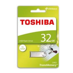 32 GB BELLEK USB 2.0 METAL OWAHRI (TOSHIBA)
