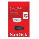 32 GB USB 2.0 CRUZER BLADE SANDISK SDCZ50-032G-B35