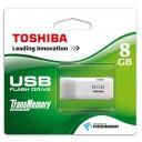 8 GB BELLEK USB 2.0 HAYABUSA BEYAZ (TOSHIBA)
